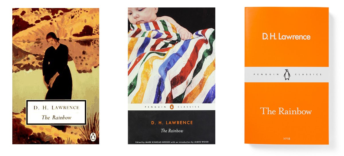 D.H. Lawrence's The Rainbow over the last two decades