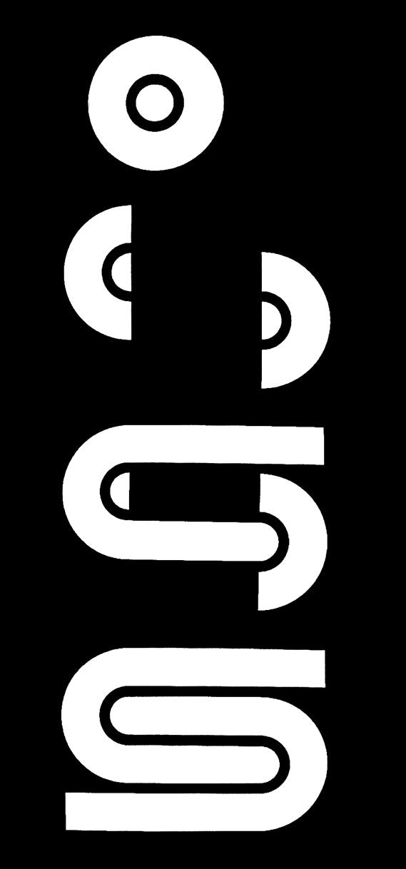 Diagram of how the symbol was formed