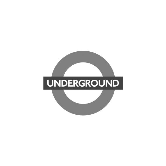 Edward Johnston's Underground logo