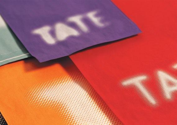 The Tate logo (3 of 3)