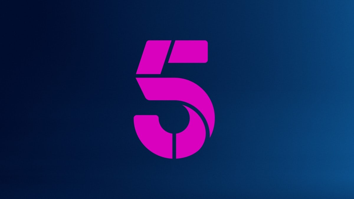New Channel 5 logo