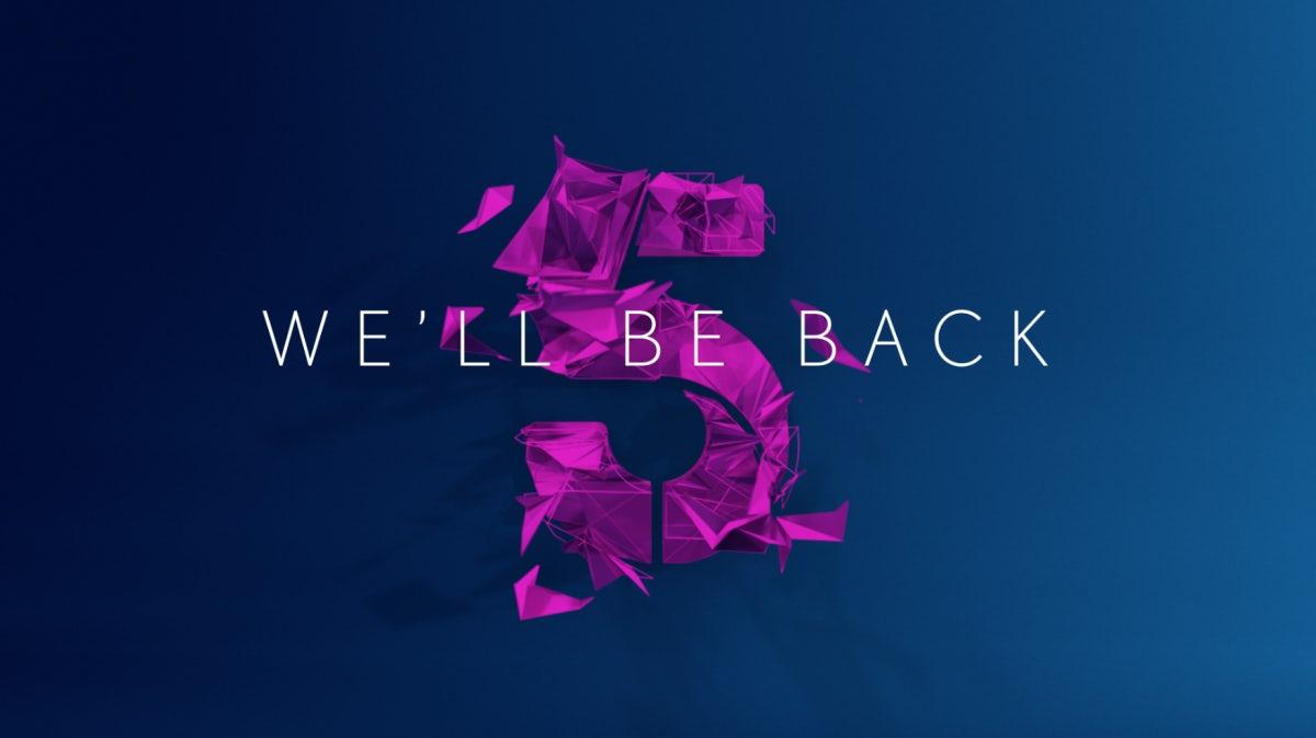 Spike we'll be back
