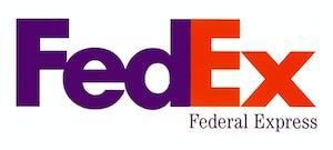the fedex logo