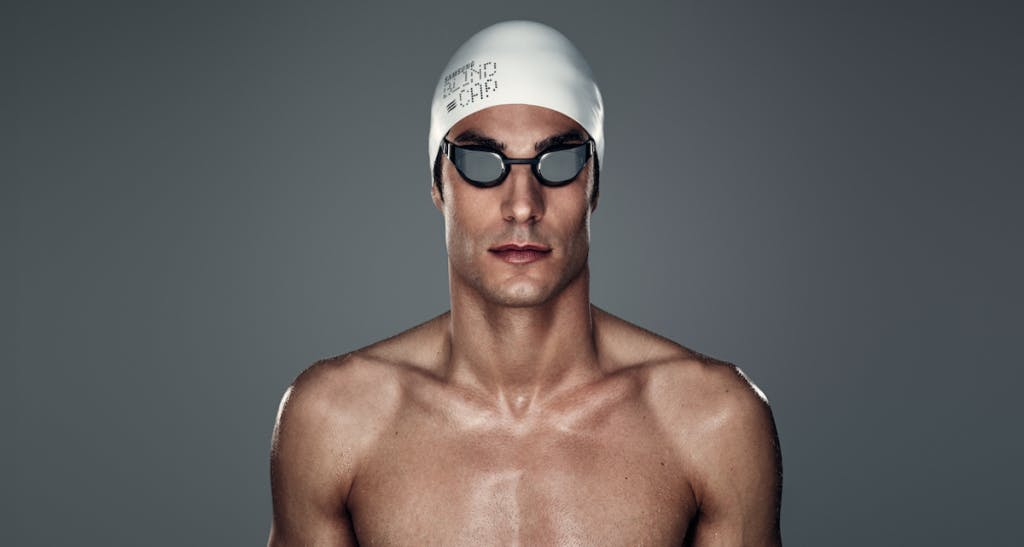 Samsung Blind Cap aids blind Olympic swimmers