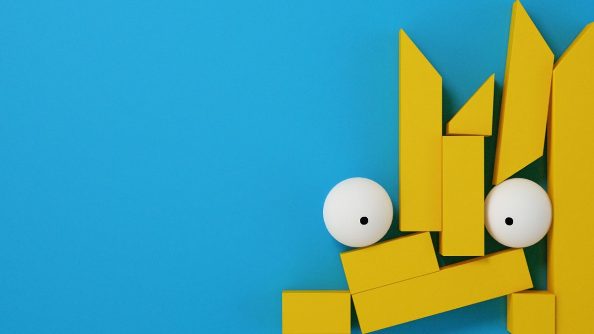 Simpsons identity created for Channel 4
