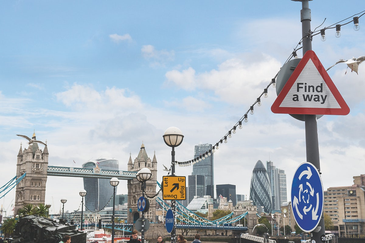 50 years of British Signs @ London Design Museum