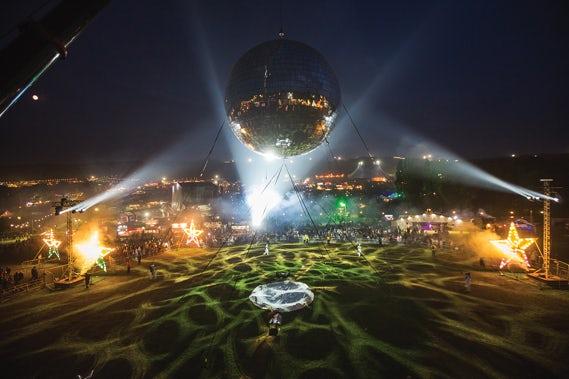 Disco Ball World Record