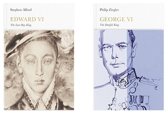 Penguin Monarchs, 45-book series that looks at the individual reigns of Britain's kings and queens over the last 1,000 years.