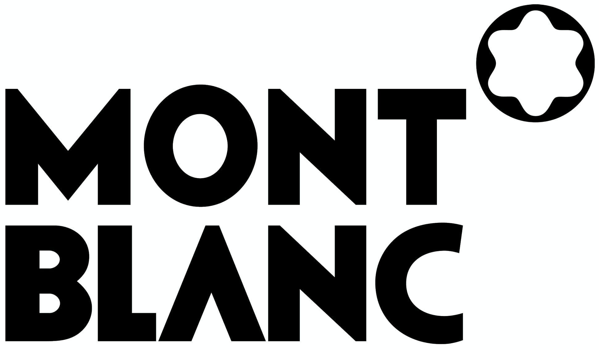 The Montblanc logo