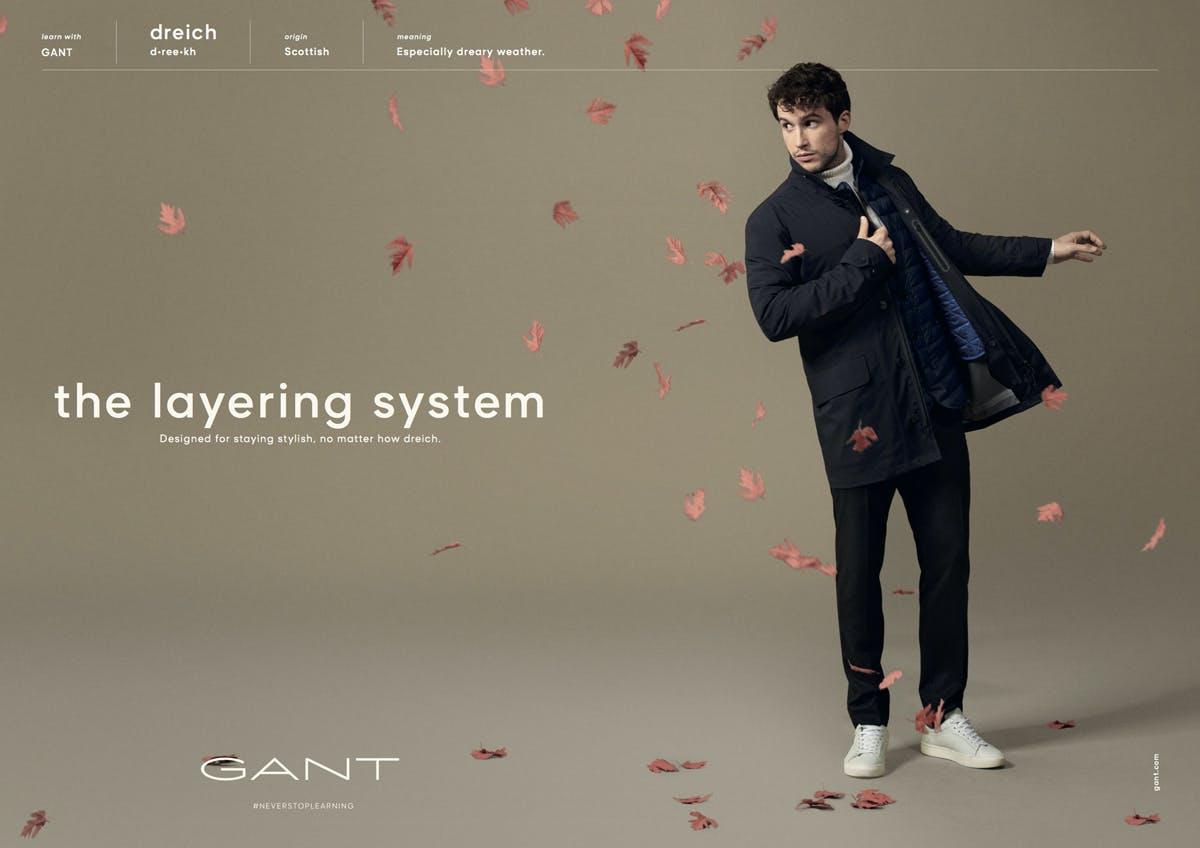 Gant poster