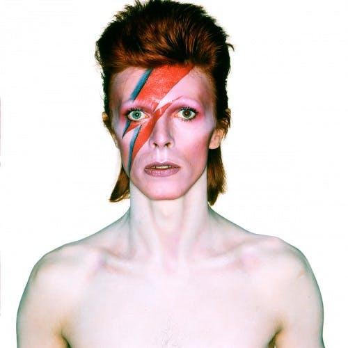 David Bowie by Duffy