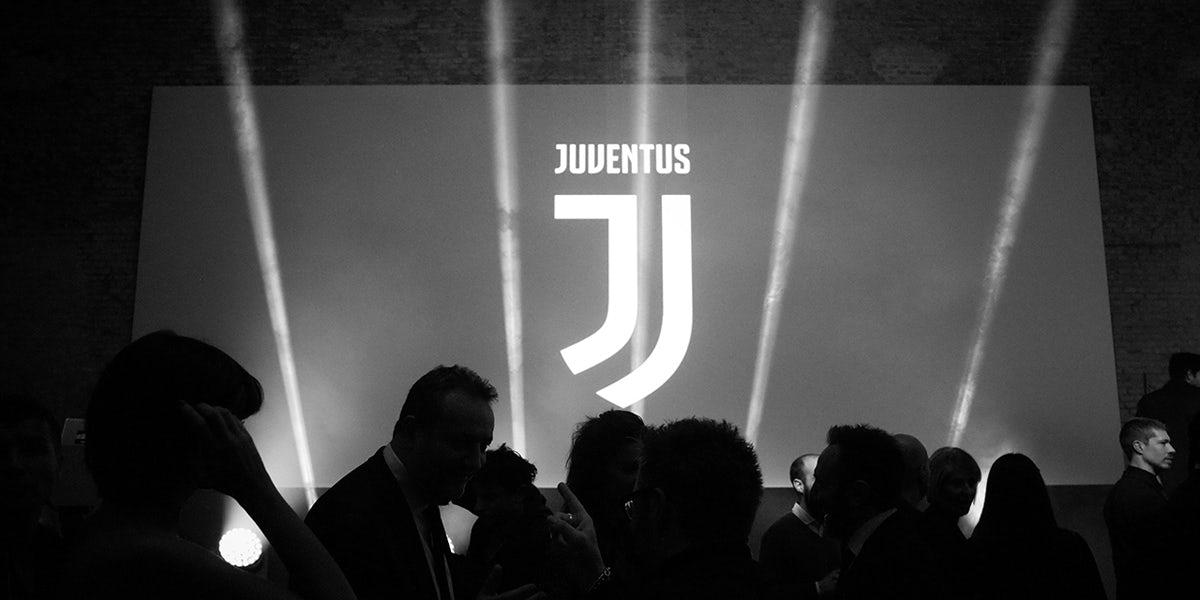 Juventus logo launch. Image: Interbrand Milan