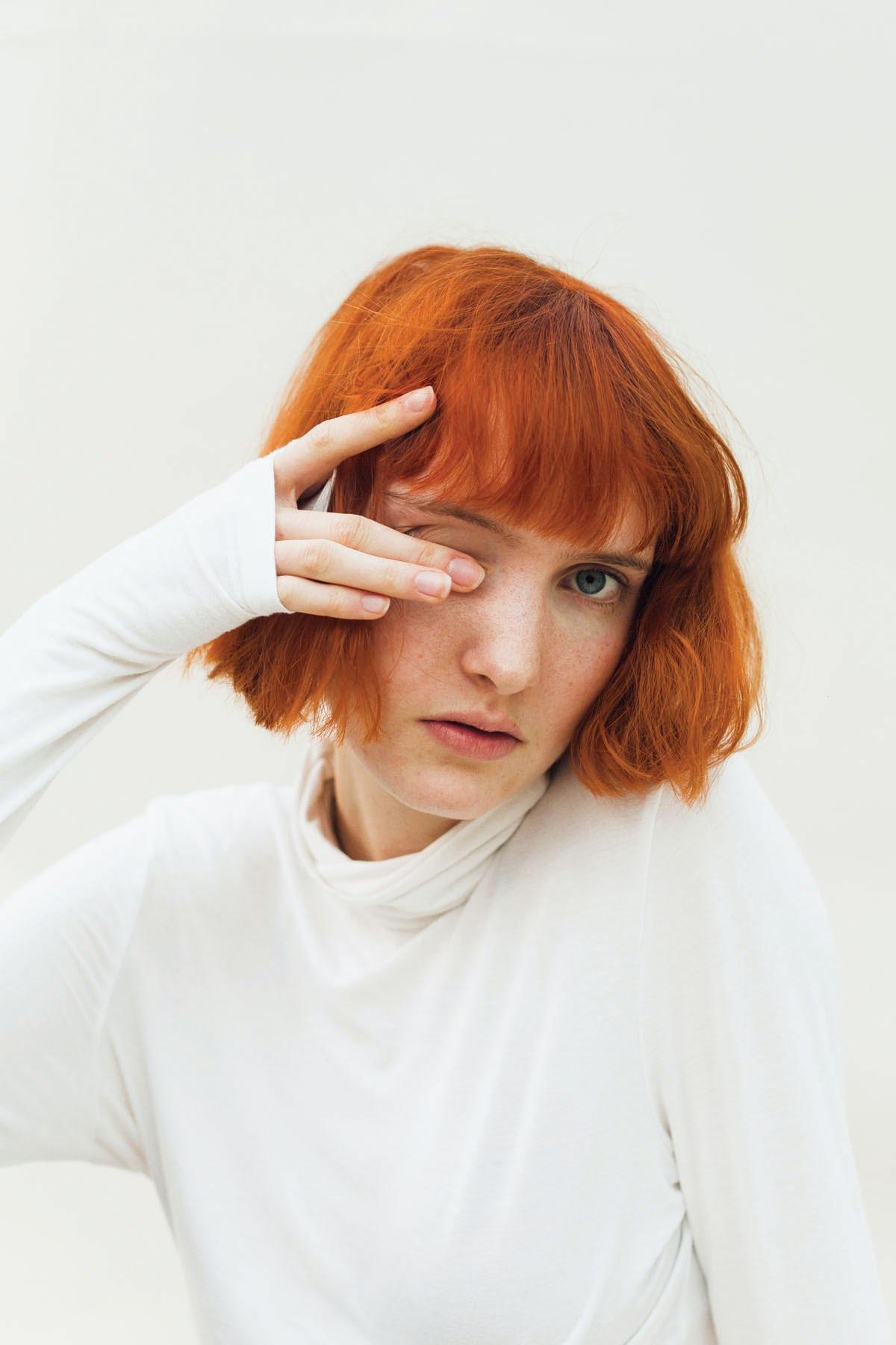 Portrait of Eva Kaper