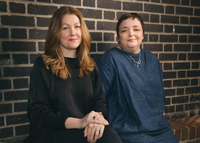 Caroline Pay and Vicki Maguire Grey London