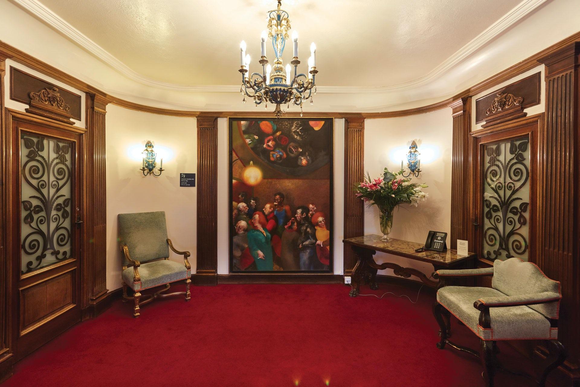Fortnum and mason interiors