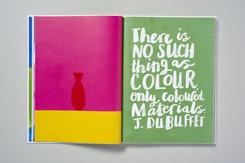 Marion Deuchars Colour