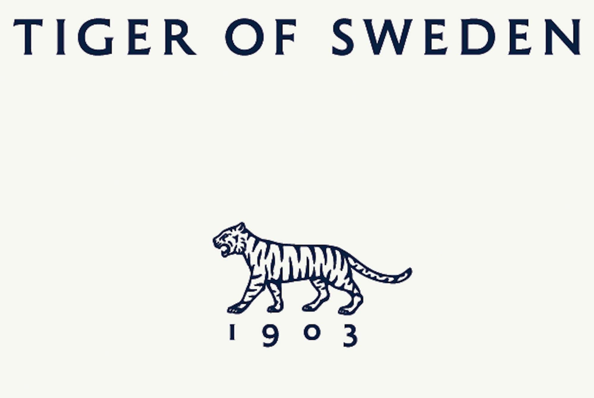 A new tiger for Tiger of Sweden
