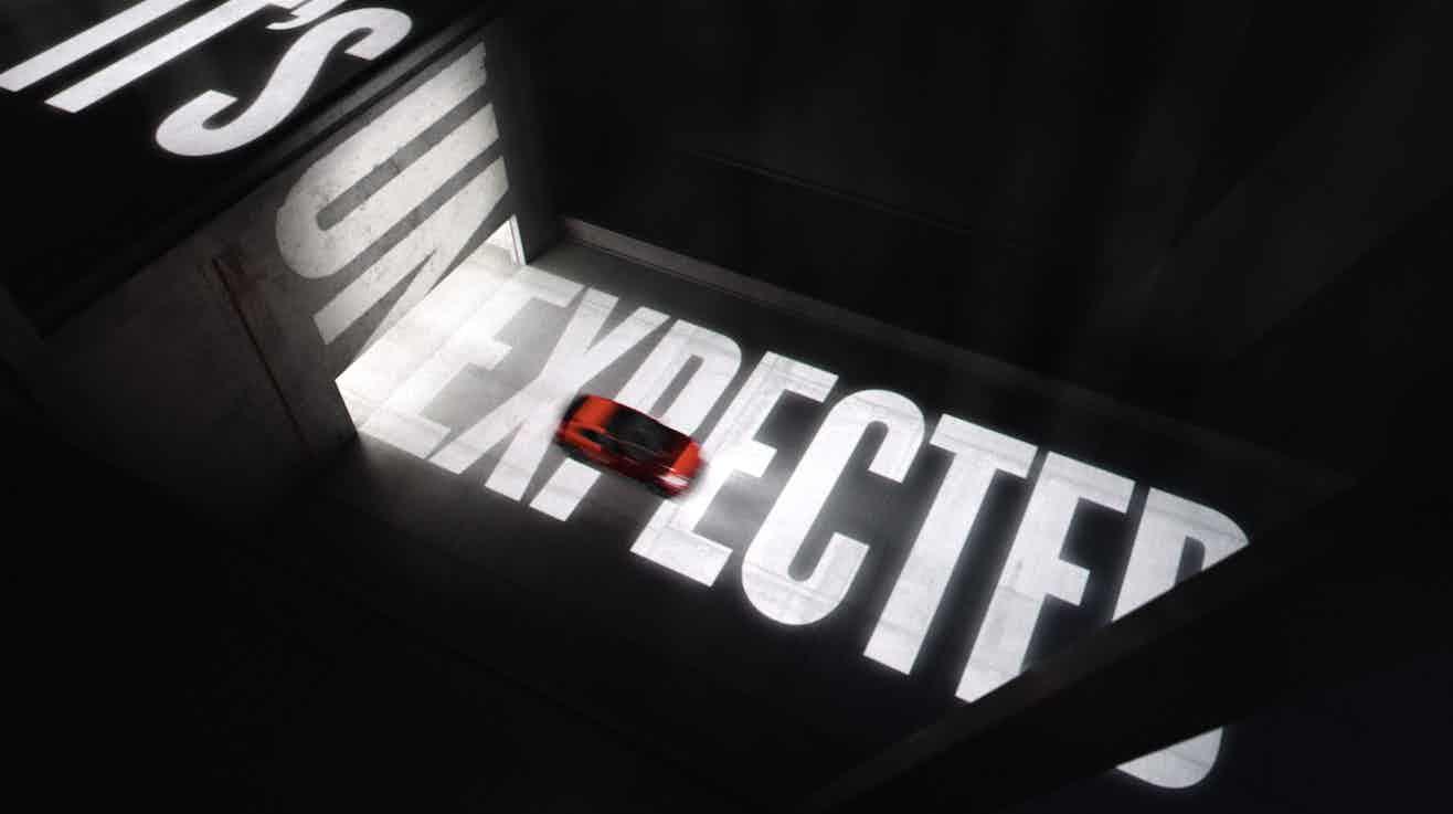 Honda Civic ad