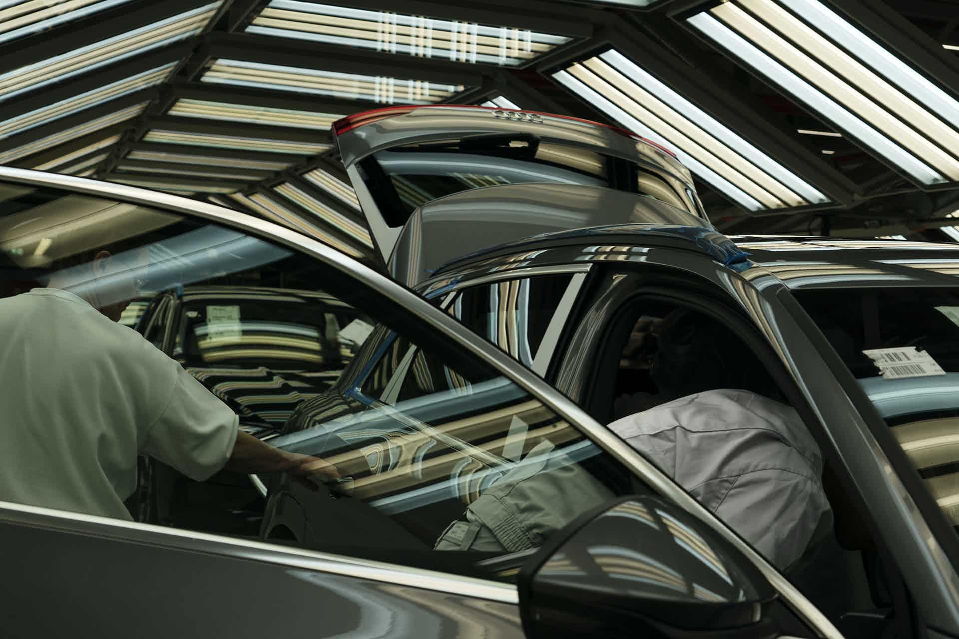 Audi e-tron by Gueorgui Pinkhassov