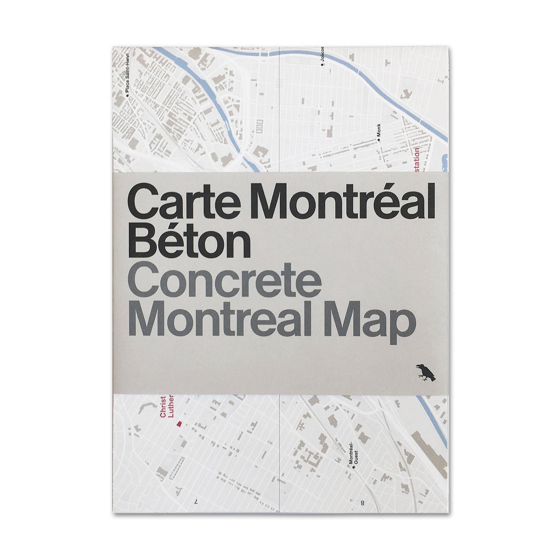 Concrete Montreal Cover