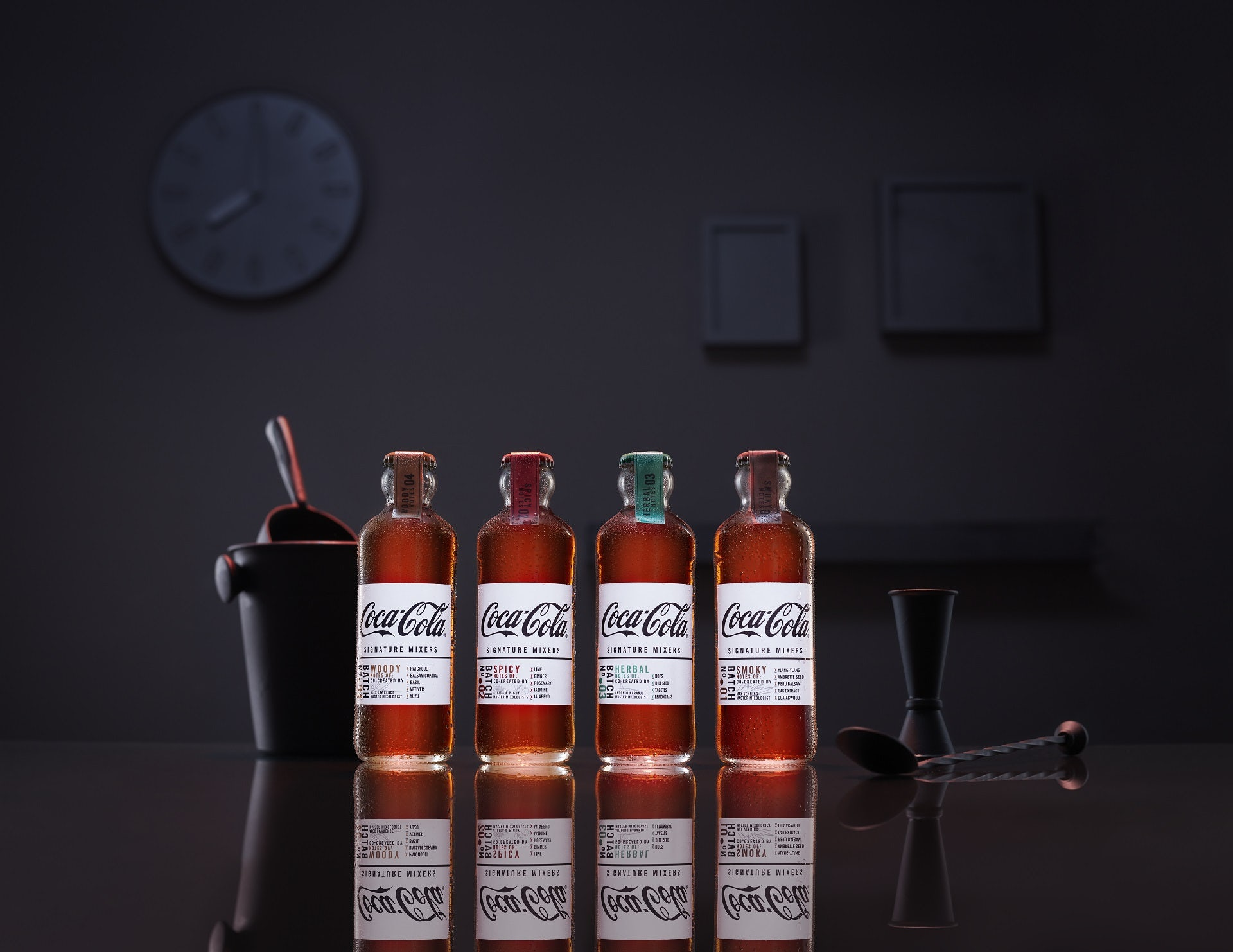Coca-Cola Signature Mixers