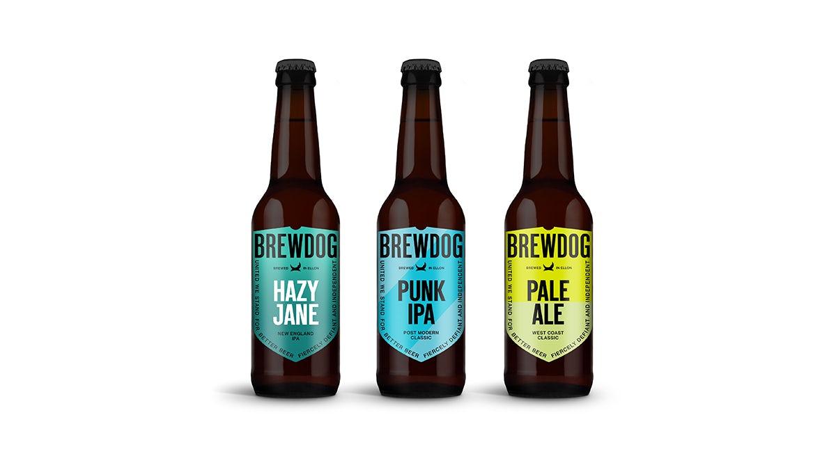 BrewDog unveils new identity