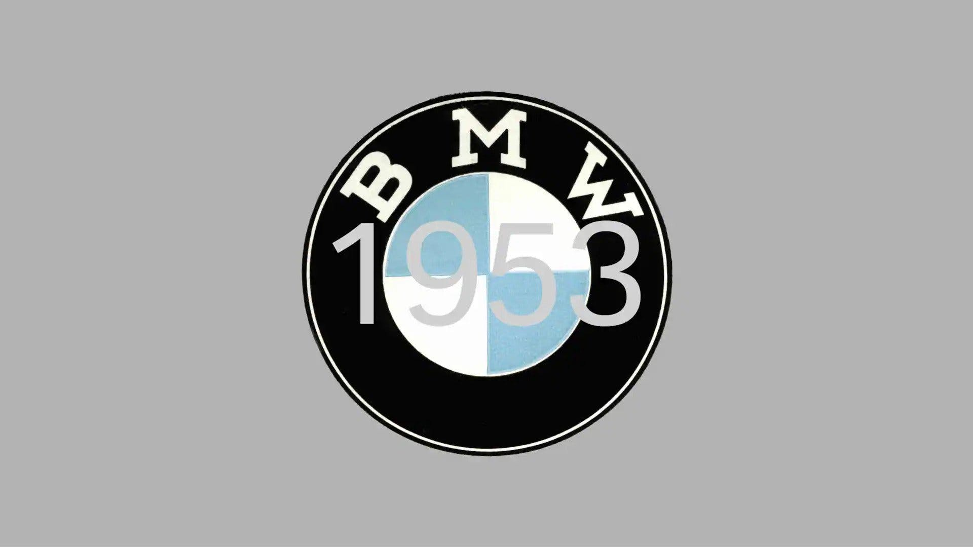 Bmw Delves Into History As It Unveils First New Logo Since 1997