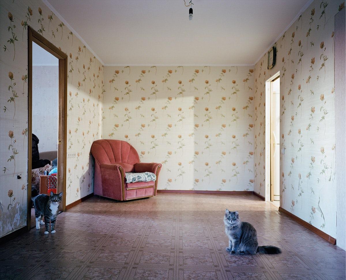 From Michael Turek's new photo book Siberia
