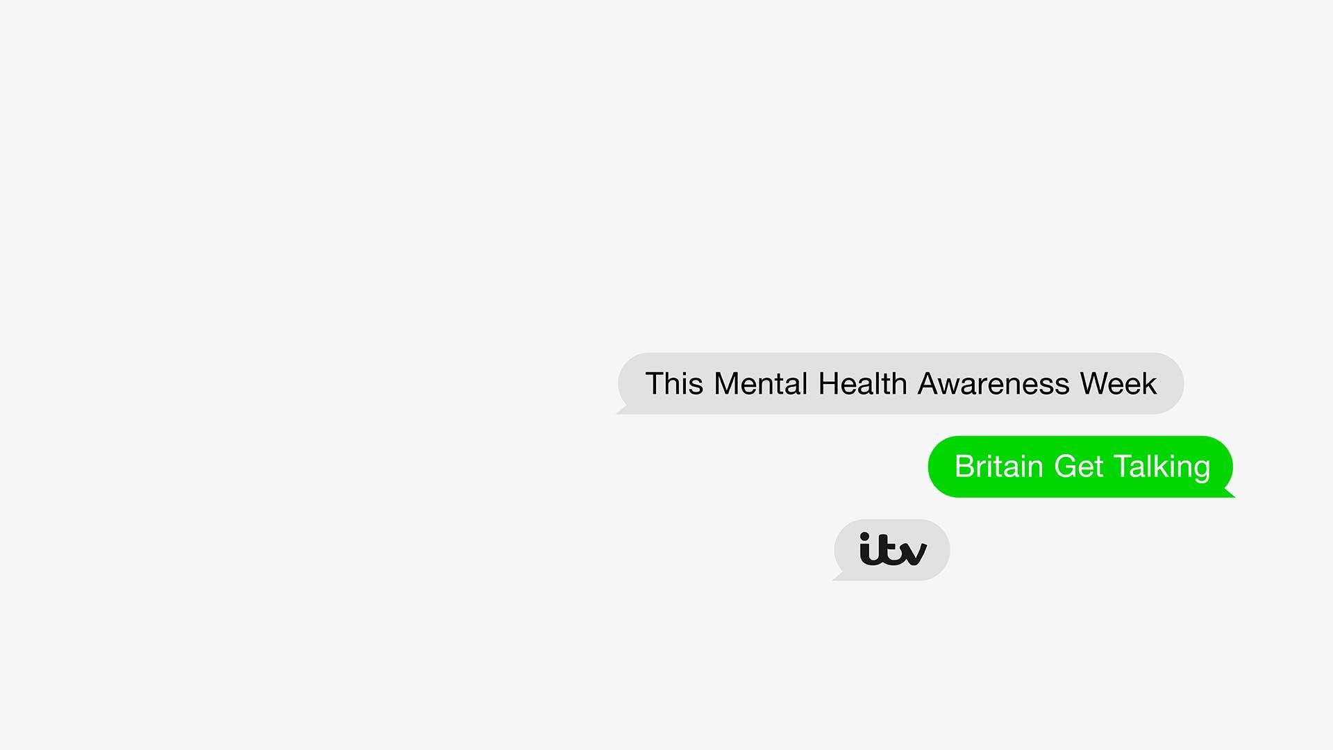 ITV mental health campaign