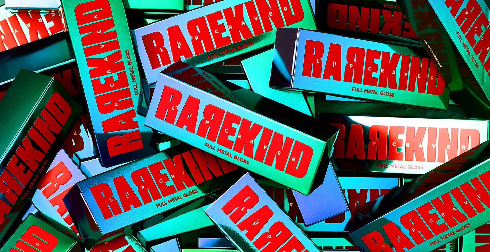 Rarekind identity by Studio Nari