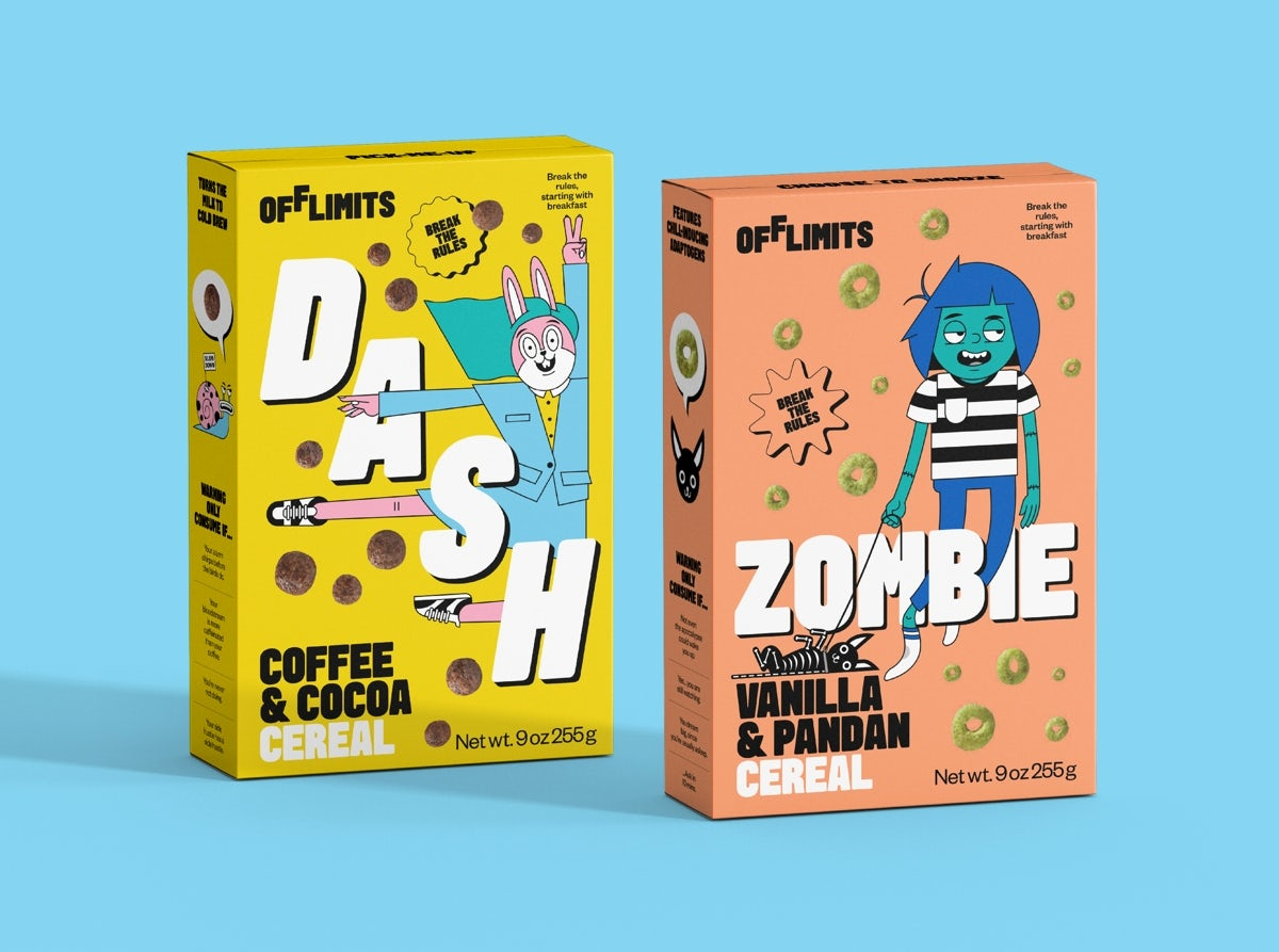 Meet the brand putting an adult spin on cereal