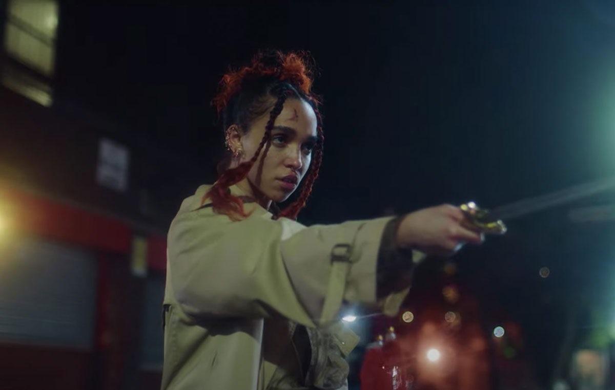 FKA twigs and Hiro Murai collaborate on Sad Day music video