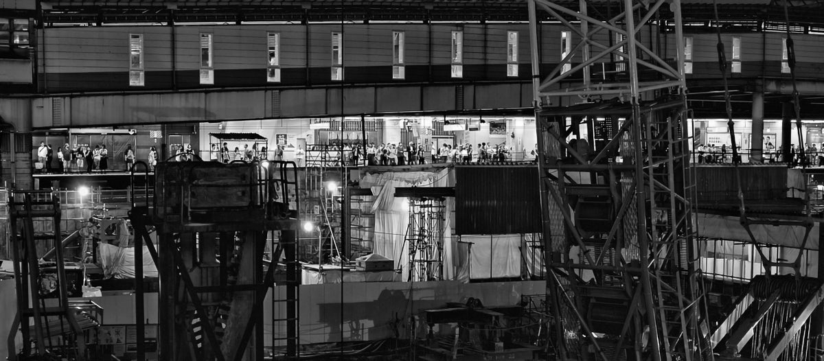 Satoshi Hirano Reconstruction Steidl