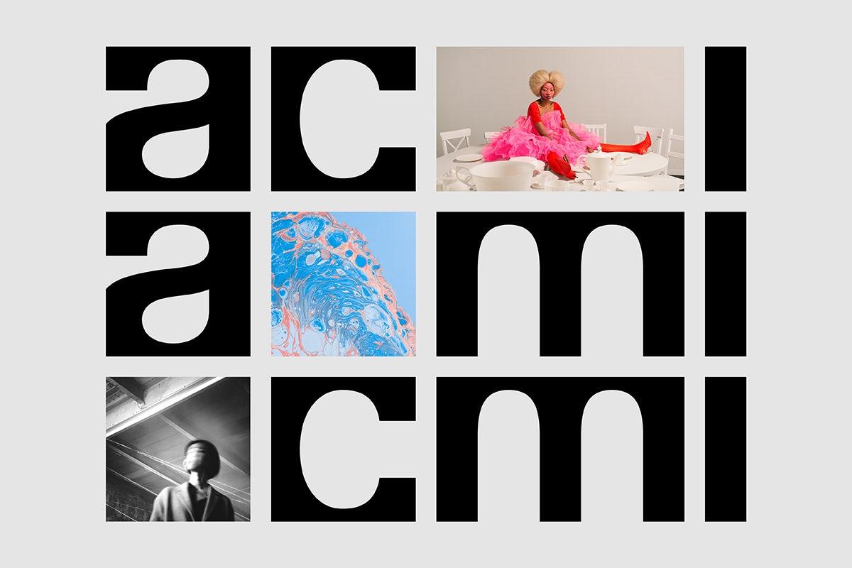 ACMI branding by North