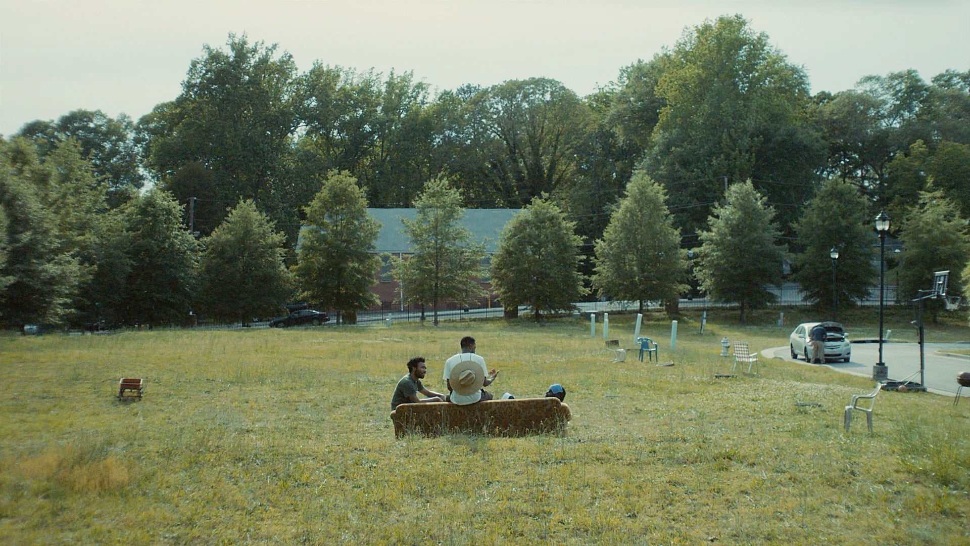Still from Atlanta directed by Hiro Murai
