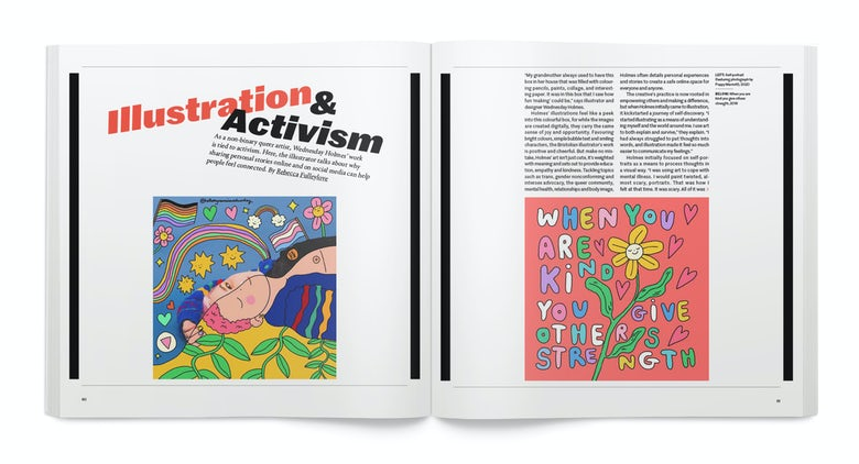 Creative Review New Storytellers issue