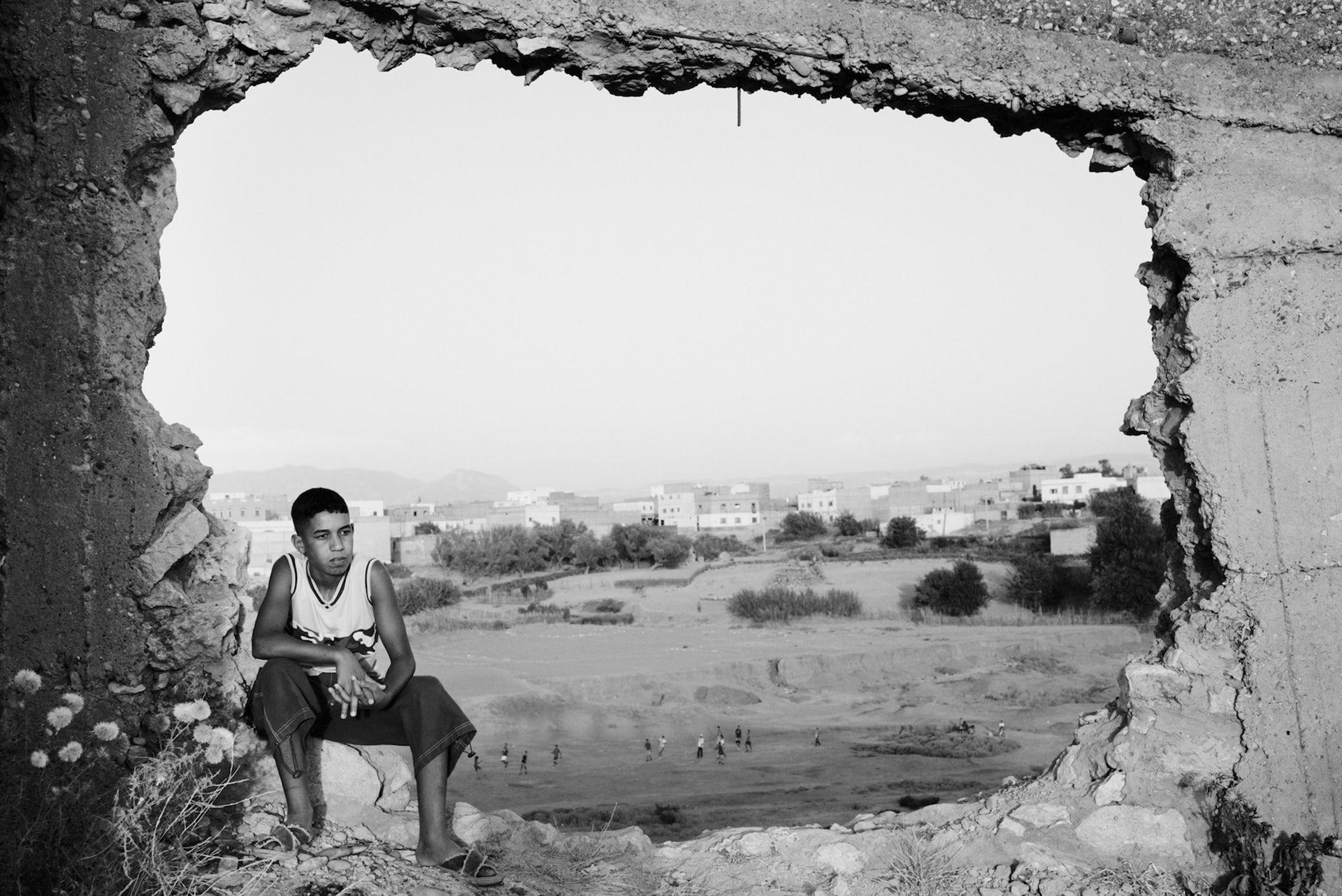 No Pasara by Leila Alaoui