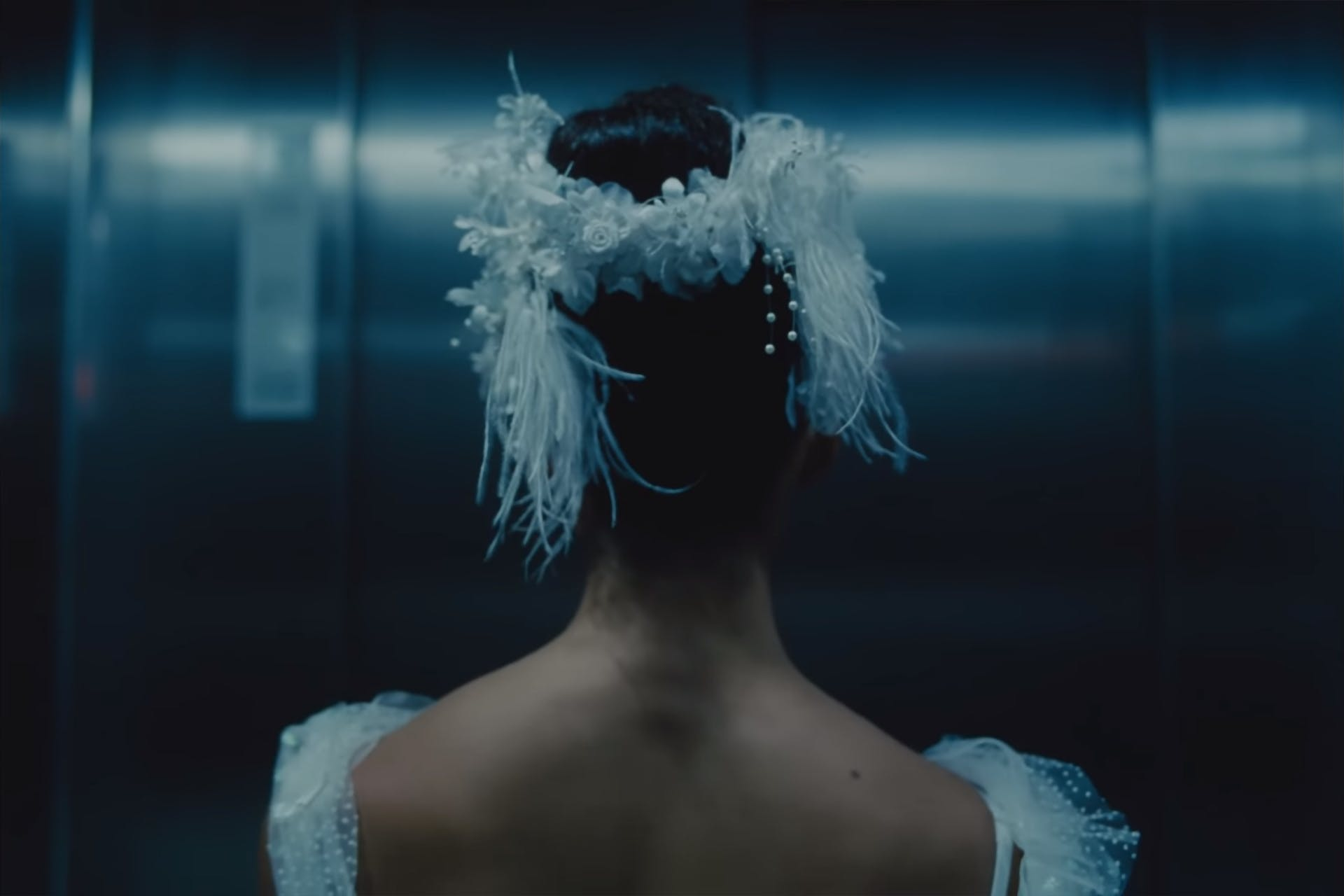 Amazon Christmas ad starring a ballerina