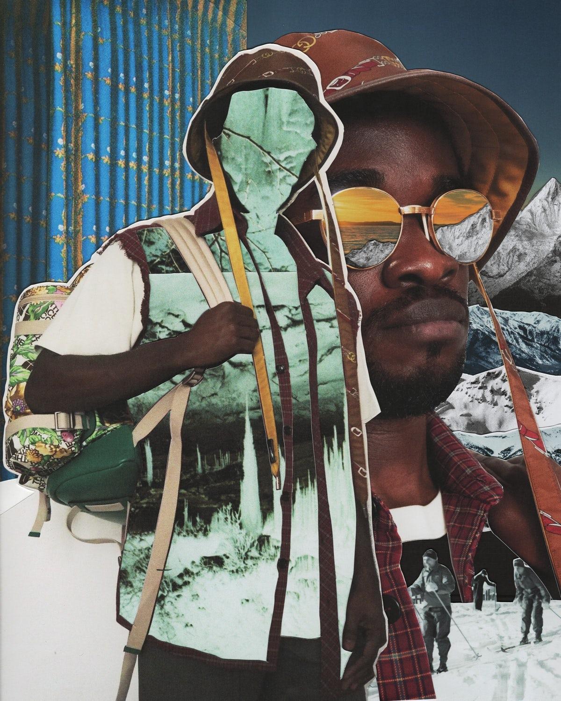 guccis collage portrait project celebrates black history