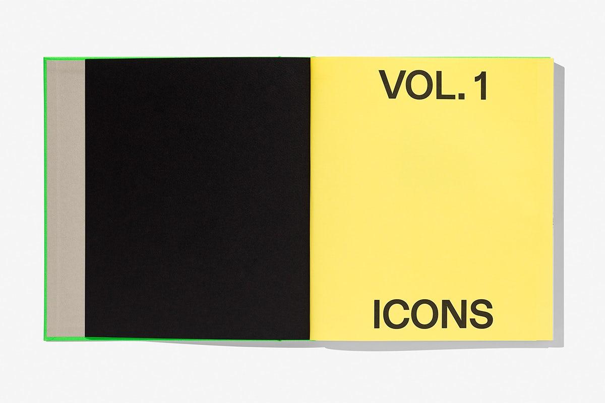 Design of Nike Off-White book