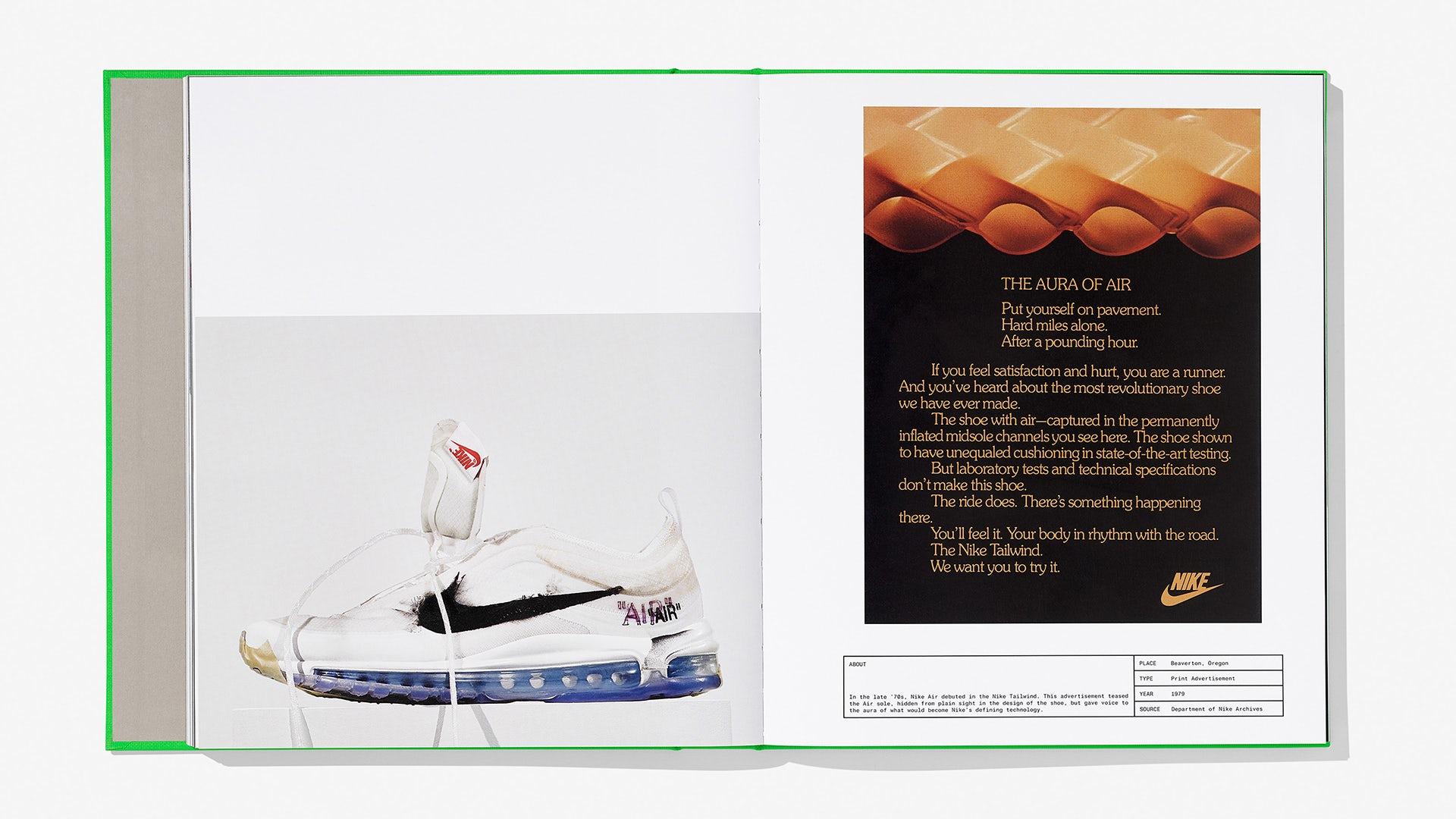 Nike Off-White book