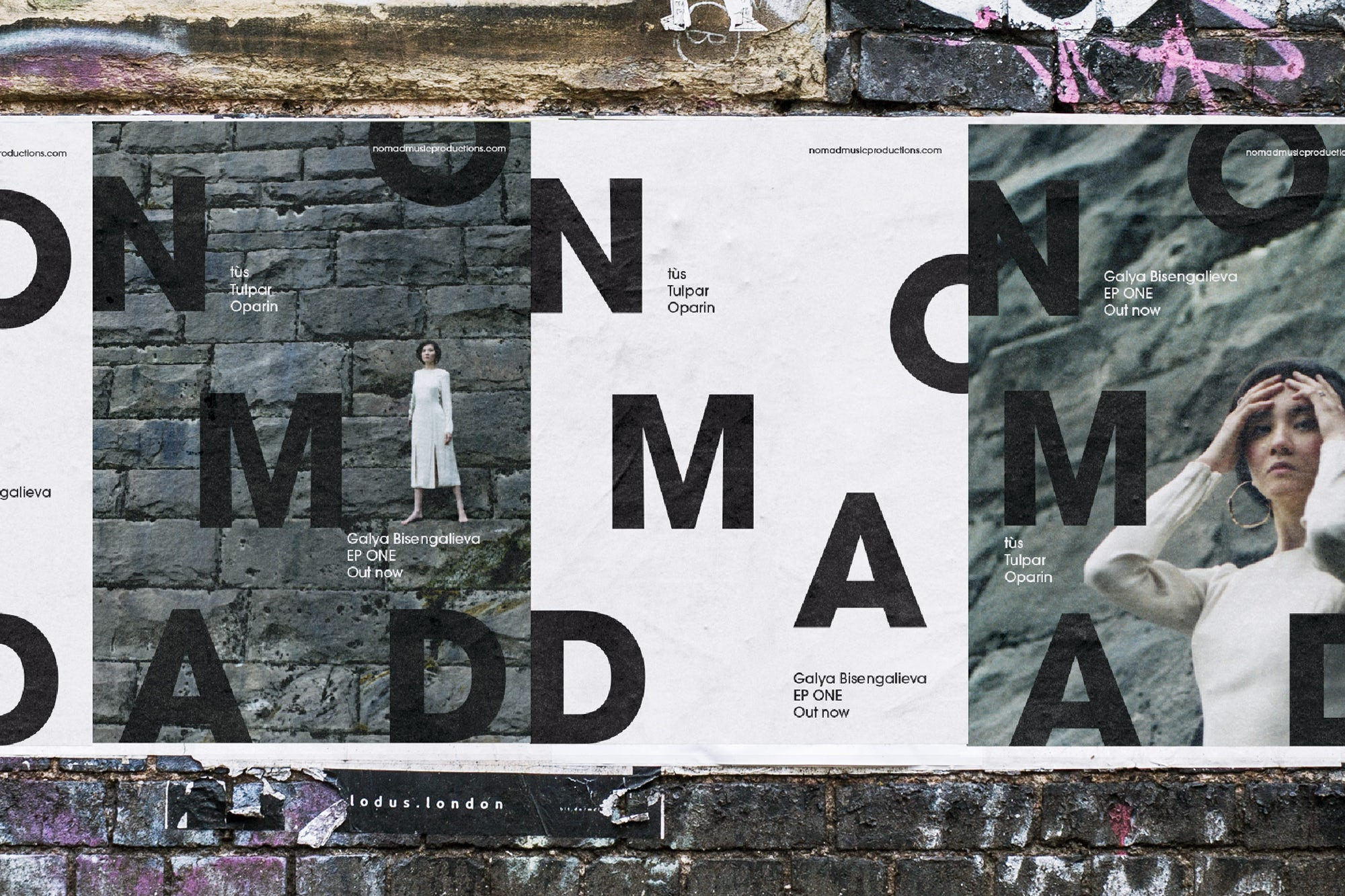 Nomad posters