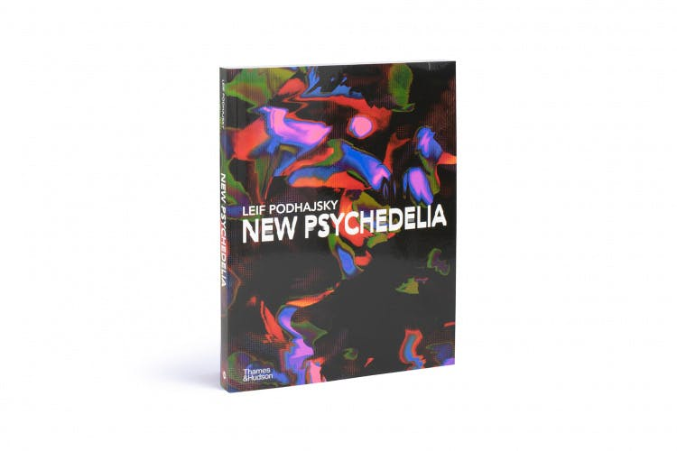New Psychedelia cover