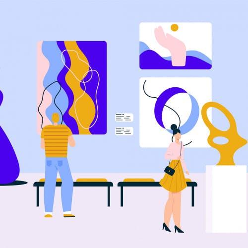 Illustration of degree showcase