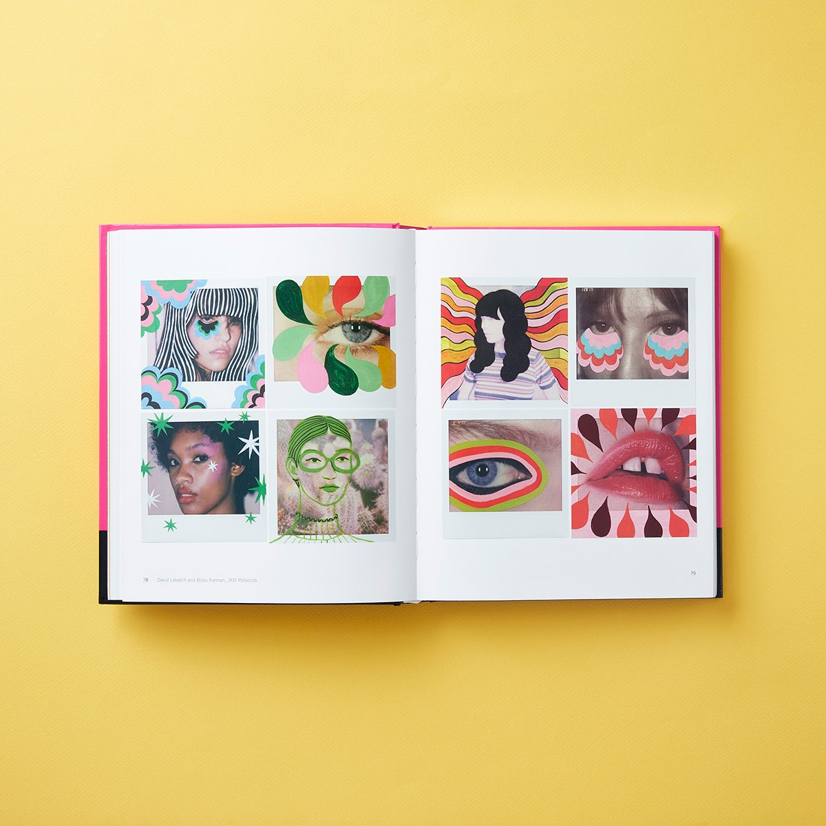 A new book showcases the continued signifiance of Polaroid