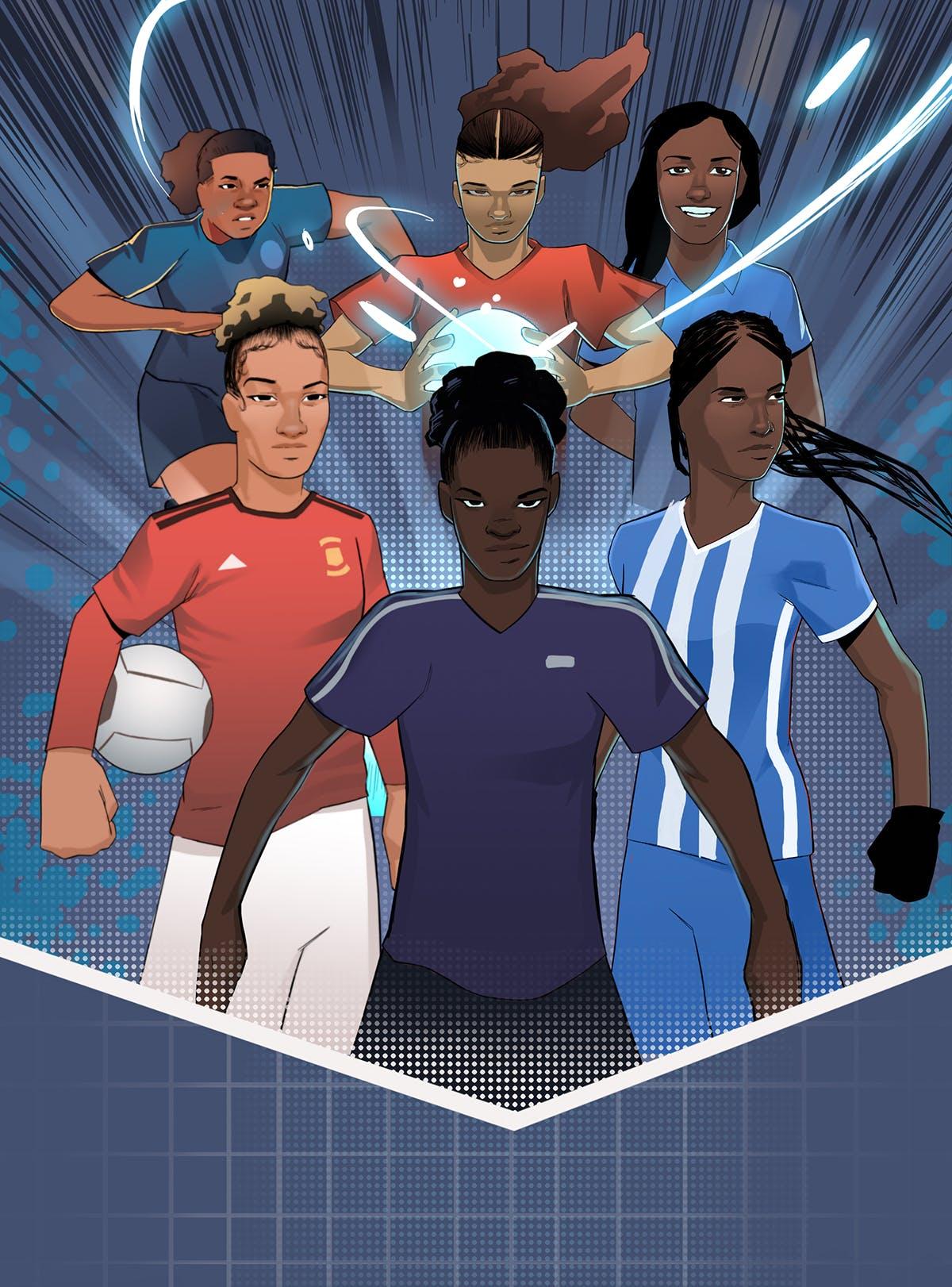 #Merky Books celebrates modern day superheroes through illustration -